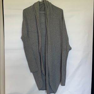 All saints women's sweater, sz 2, lt grey,nwot